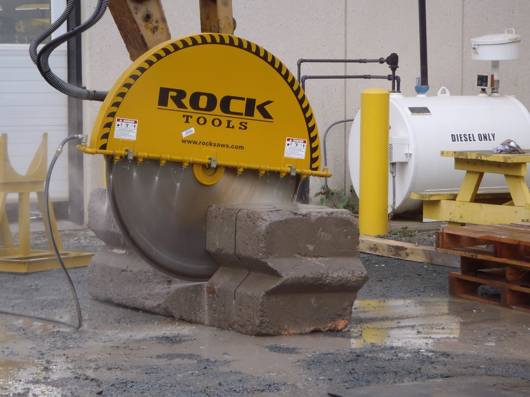 Rock Saw National Attachments Inc